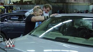 WWE Network: John Cena and JBL's New York City Parking Lot Brawl – The Great American Bash 2008