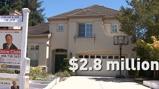 Rising Home Prices Push Residents Out Of San Francisco