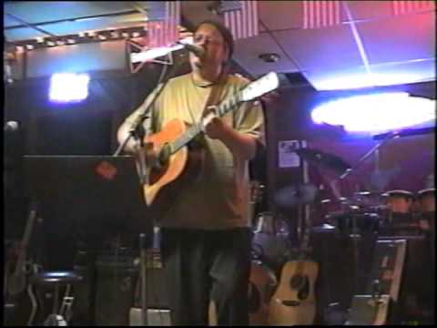 Vi's Open Stage  June 28 2002  Jessie, Rik Billock, John Farley