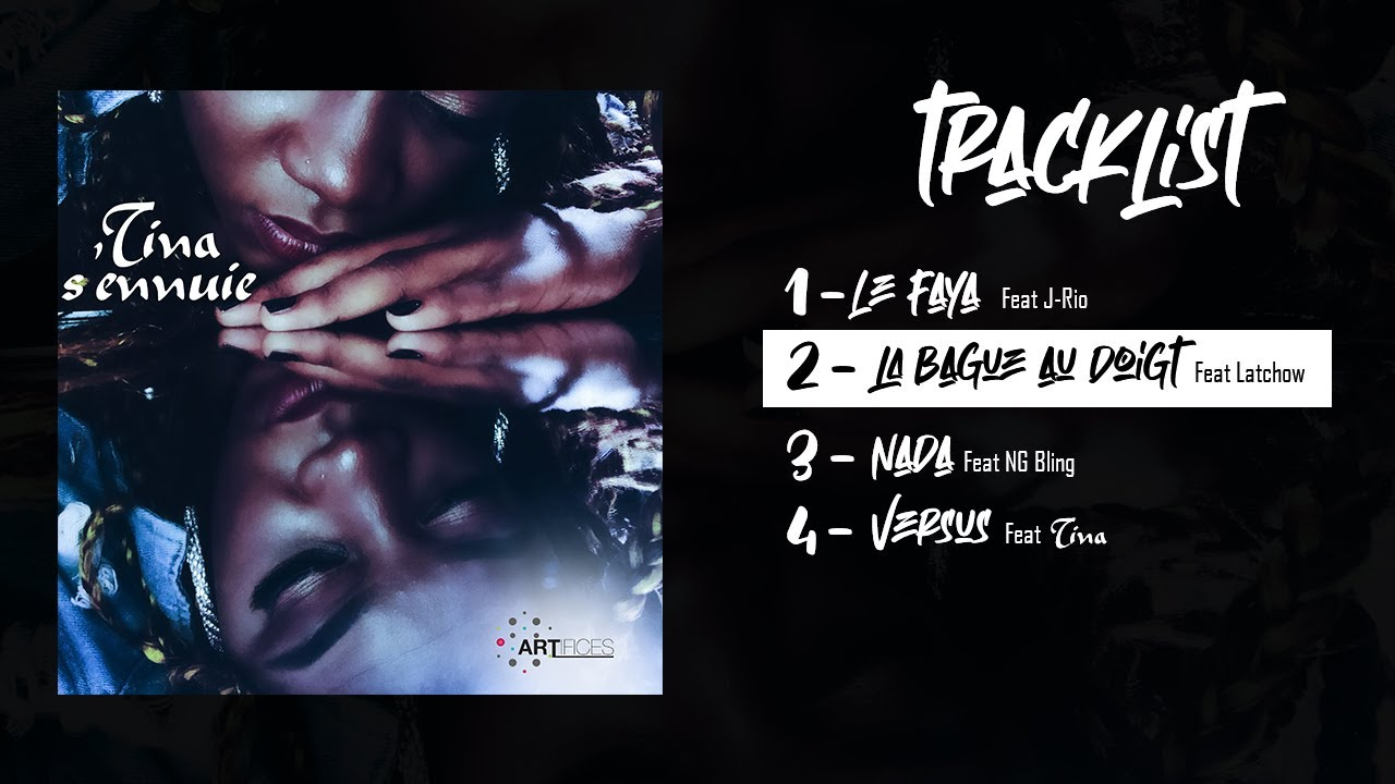 Download Tina ft Latchow - La bague au doigt (LYRICS VIDEO)