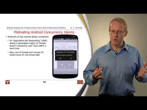 Android Support for Programming Concurrent and Networked Software (Part 3)