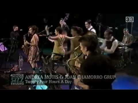 Twenty Four Hours A Day   ANDREA MOTIS  JOAN CHAMORRO GRUP,