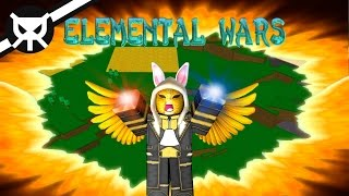 New Magic Combat Game?! ▼ Elemental Wars ▼ Part 1