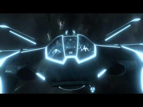Tron Legacy 2010 — LightJets