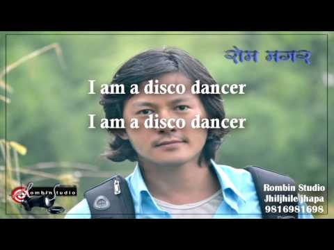I am a disco dancer (remix) lyrics and music by vijay benedict.