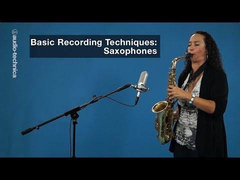 Basic Recording Techniques: Saxophones