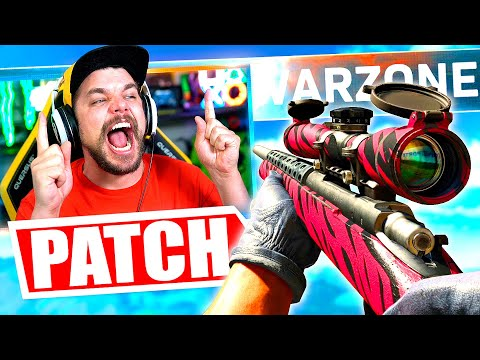 Ils ont PATCH le SNIPER PELINGTON sur WARZONE !! 🤯 (Saison 3 Call of Duty Cold War)