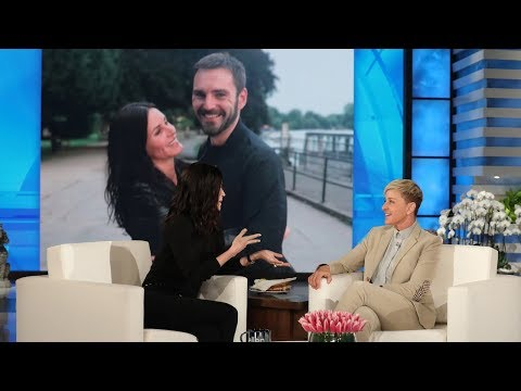 Courteney Cox's Relationship Is Stronger After Ending Engagement