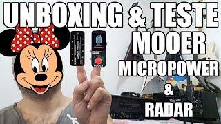 Fonte Mooer Micro Power + Mooer Radar
