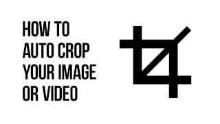 Auto Cropp Complete Video Editing Tutorial – Meta Morphoz