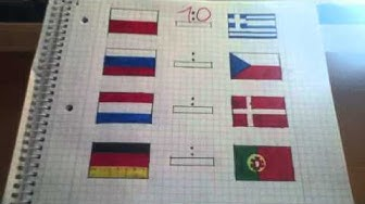 EM Tipps Gruppenphase 1. Spieltag Part 1