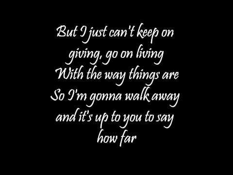 How Far - Martina McBride [+lyrics]
