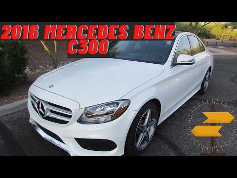 2016 Mercedes-Benz C300: Review
