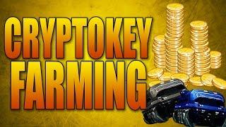 """""""CRYPTOKEY FARMING"""" Supply Drop Glitch Boosting (Gun Game Ruined)"""