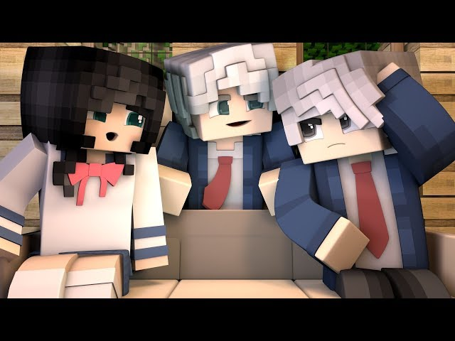 EL HERMANO GEMELO DE GINTA ????????Yamato High School #11 Temp. 3???? Roleplay en Minecraft
