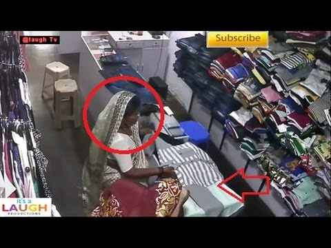 Best women and Men stealing videos from all over the world CCTV 2016 II Men Stealing bikes