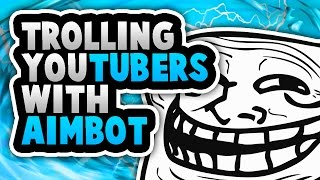 Trolling YouTubers With Aimbot   Phantom Forces [Modded]