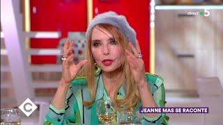 Au dîner avec Jeanne Mas ! - C à Vous - 14/05/2019