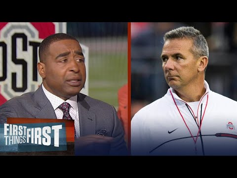Cris Carter explains what makes the Ohio State vs Michigan rivalry special | FIRST THINGS FIRST