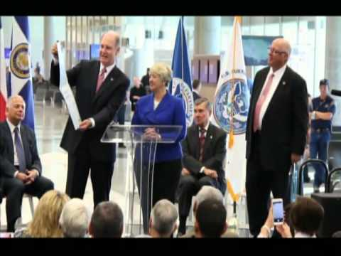 Southwest's Inaugural Flight to Belize Touches Down at P.G.I.A.