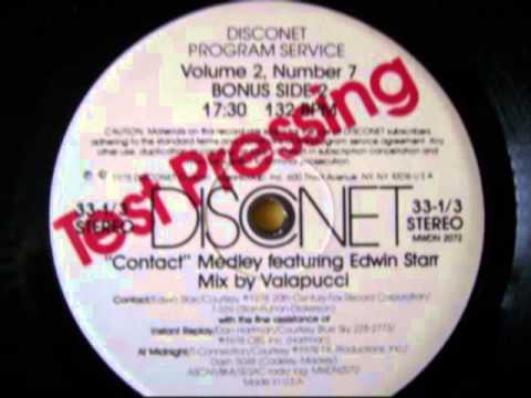 Edwin Starr - Contact (Disconet Remix)