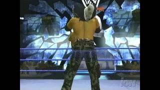 WWE SmackDown vs. Raw 2008 PlayStation 2 Gameplay - Rey
