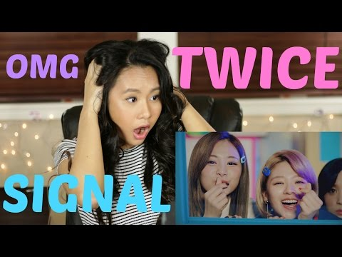 Thumbnail: TWICE - SIGNAL MV Reaction!! [Tzuyu Is So Pretty]