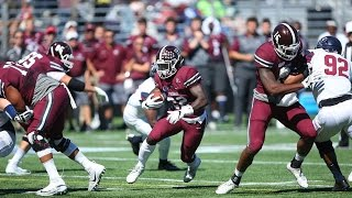 Fordham's Chase Edmonds reflects on his record-breaking weekend