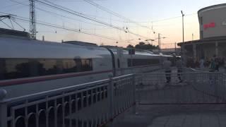 видео билеты на сапсан москва-санкт-петербург