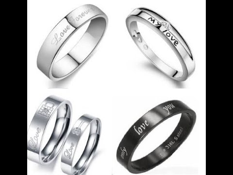 Engraved promise rings for men review