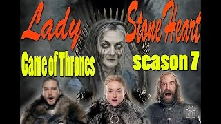Repeat youtube video Game of Thrones Season 7: Winds of Winter  Predictions -  Lady StoneHeart  Theory