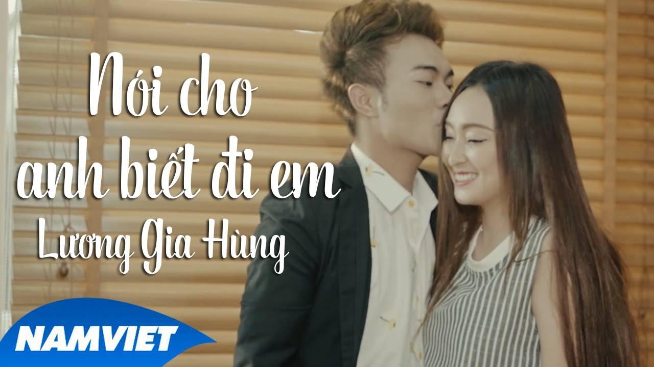 Nói Cho Anh Biết Đi Em - Lương Gia Hùng (MV 4K OFFICIAL)