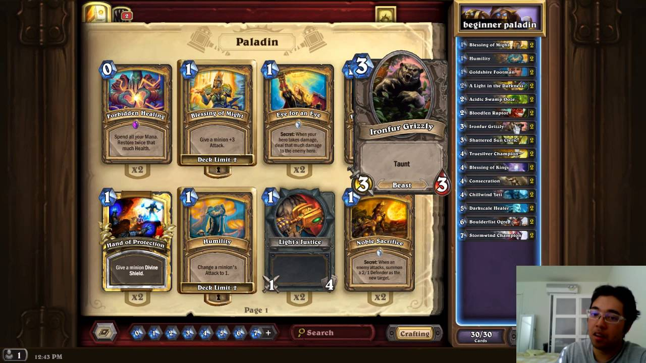 Competitive hearthstone | beginner's guide – the happy hearthstone.
