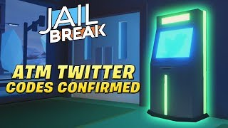 Roblox Jailbreak Winter Update!| CODES Are Confirmed! 🐦| ATM!