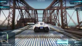 Marussia B2 - All Races - Need For Speed Most Wanted 2012