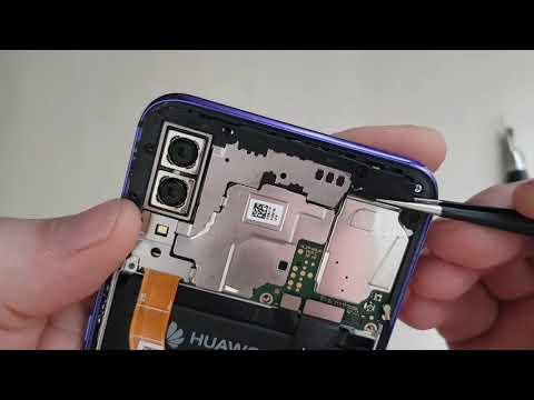 Huawei Nova 3 замена дисплея / Huawei Nova 3 Replacement Display /