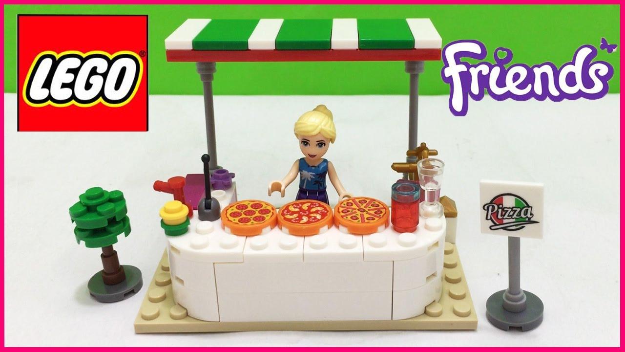 Đồ chơi trẻ em LẮP RÁP LEGO FRIENDS TIỆM BÁN BÁNH PIZZA CỦA MIA XINH ĐẸP (Chim Xinh)