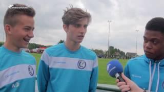 Jong talent troef op eerste Kevin De Bruyne Cup