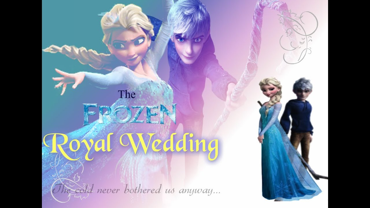 The Ambitious Forevermore Queen Elsa And Jack Frost S Wedding Al