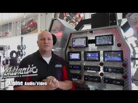 Alpine Electronics - Audio Video at Atlantic Auto Sports Virginia Beach VA