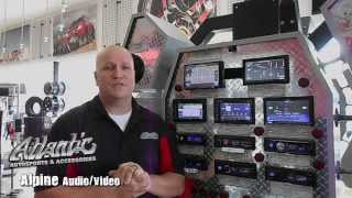 Alpine Electronics - Audio Video at Atlantic Auto Sports Virginia Beach VA