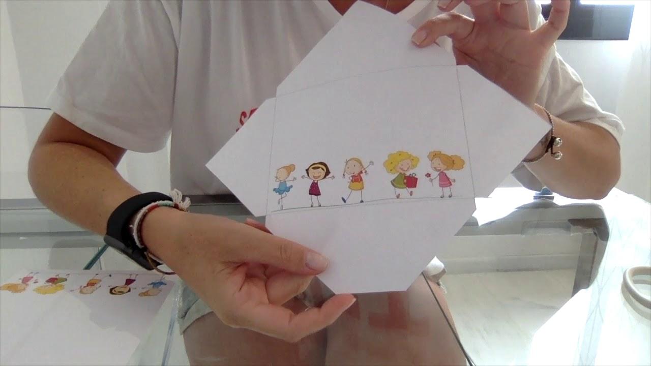 Papel de carta para imprimir | Como fazer papel de carta
