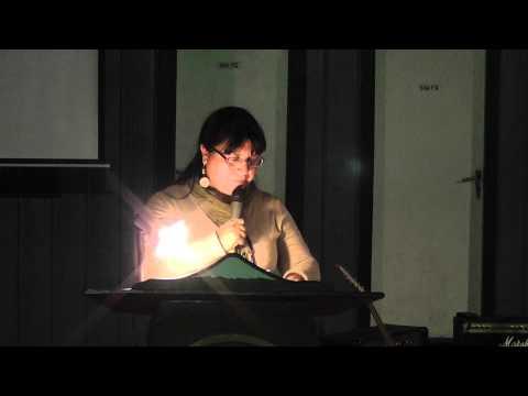 2-Culto día 07 de febrero 2012 Pastora Jessica Silva