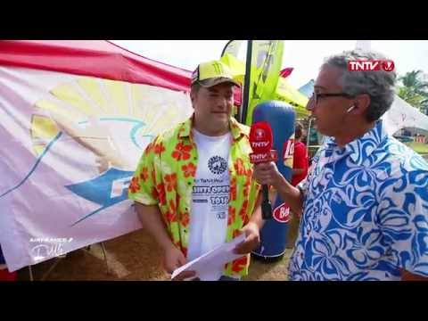 LIVE Air France Paddle Festival 2016