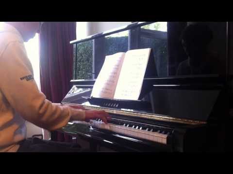 ABRSM Grade 8 C:3 - King For A Day - Dave Brubeck
