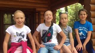 Activity in FreeStyleCamp. Активити в лагере Фристайл. 2я смена 2018
