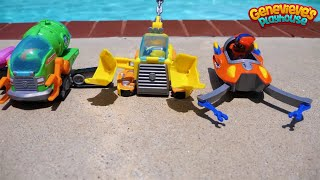 Paw Patrol Underwater Rescue and Superhero Movie! thumbnail