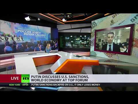 RT News - Russia is getting ready for a new global financial crisis.