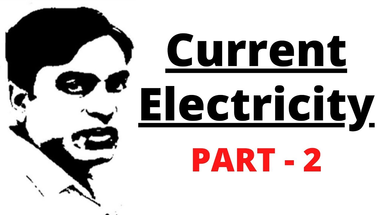 12th Class- NEET Physics- Current Electricity: Part - 2 - Important NEET Questions | NEET 2021