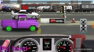 Drag Racing For Quick Race (Chevrolet Granpas Farm Truck VS Honda ...